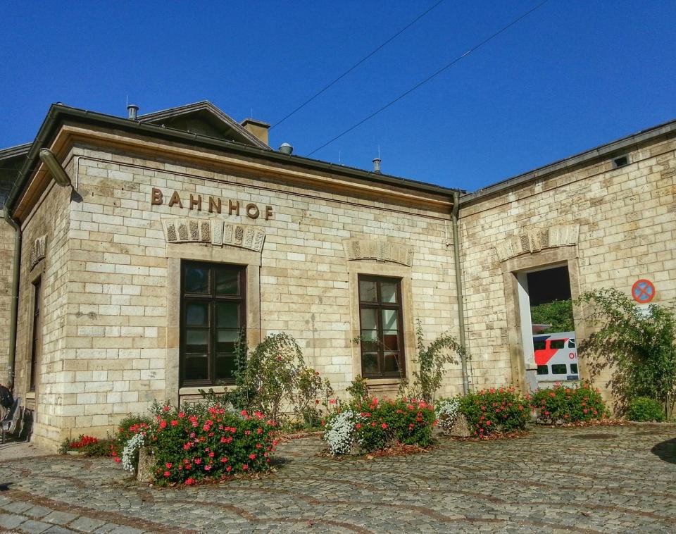 Bahnhof Payerbach-Reichenau